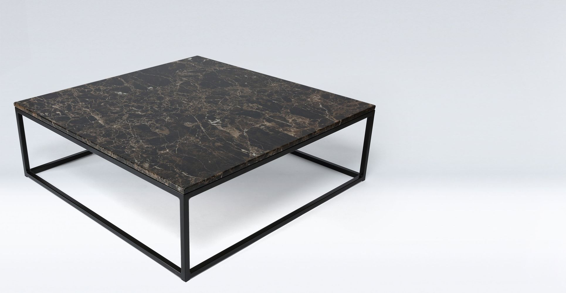 Table Basse En Marbre Table Basse Marbre Noir Metal Noir Smoke Table Basse Marbre