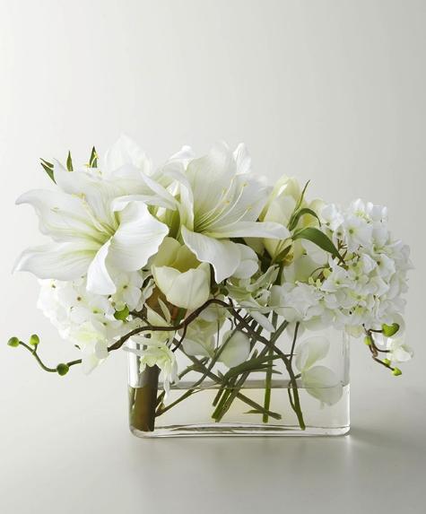 10 Arreglos Florales Modernos Arreglos Florales Pinterest - Centros-florales-modernos