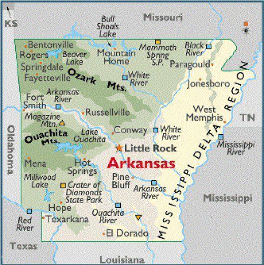 20 Fun & Interesting Facts about Arkansas   Arkansas ...