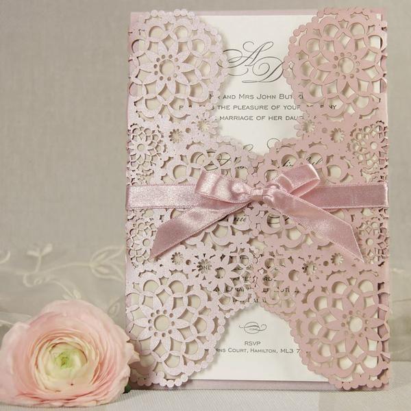 laser cut wedding invitations elegant wedding invitations beautiful wedding invitations unique - Wedding Invitations Laser Cut