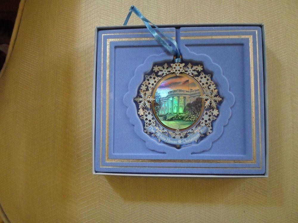 2009 White House Ornament