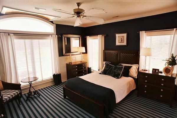 Masculine Nautical Bedroom Masculine Nautical Traditional