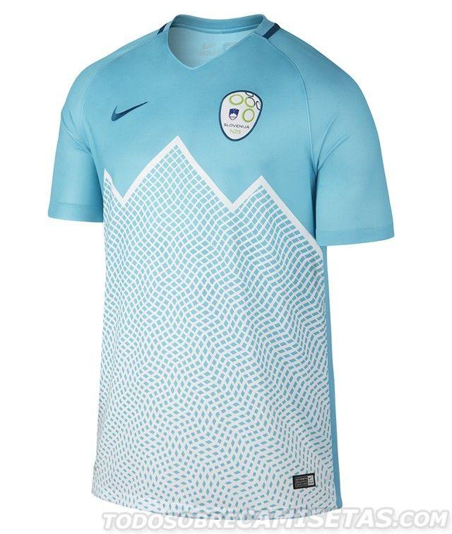 138630e745036 Slovenia Nike 2016 Kits