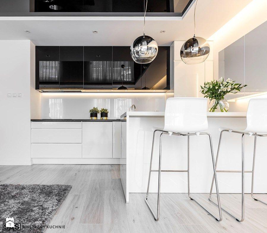 Nowoczesne mieszkanie Kuchnia styl nowoczesny zdjęcie od SAS