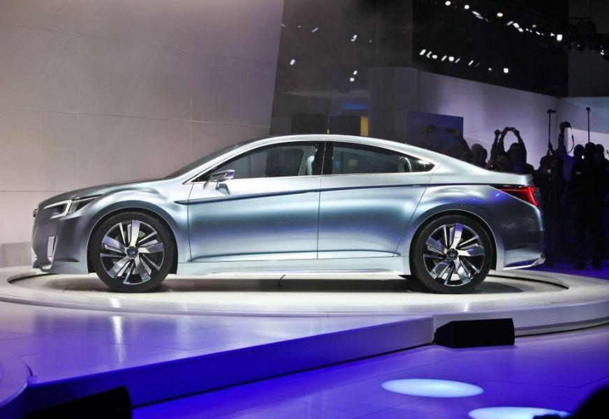 2019 Subaru Legacy Design, Features, Efficiency & Cost