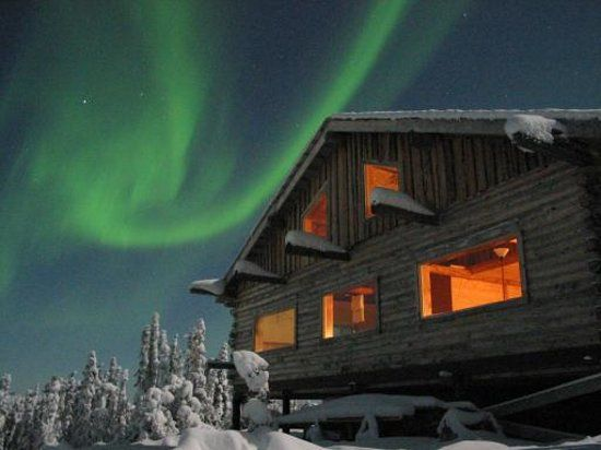 Aurora Borealis Lodge Fairbanks Alaska Reviews Tripadvisor