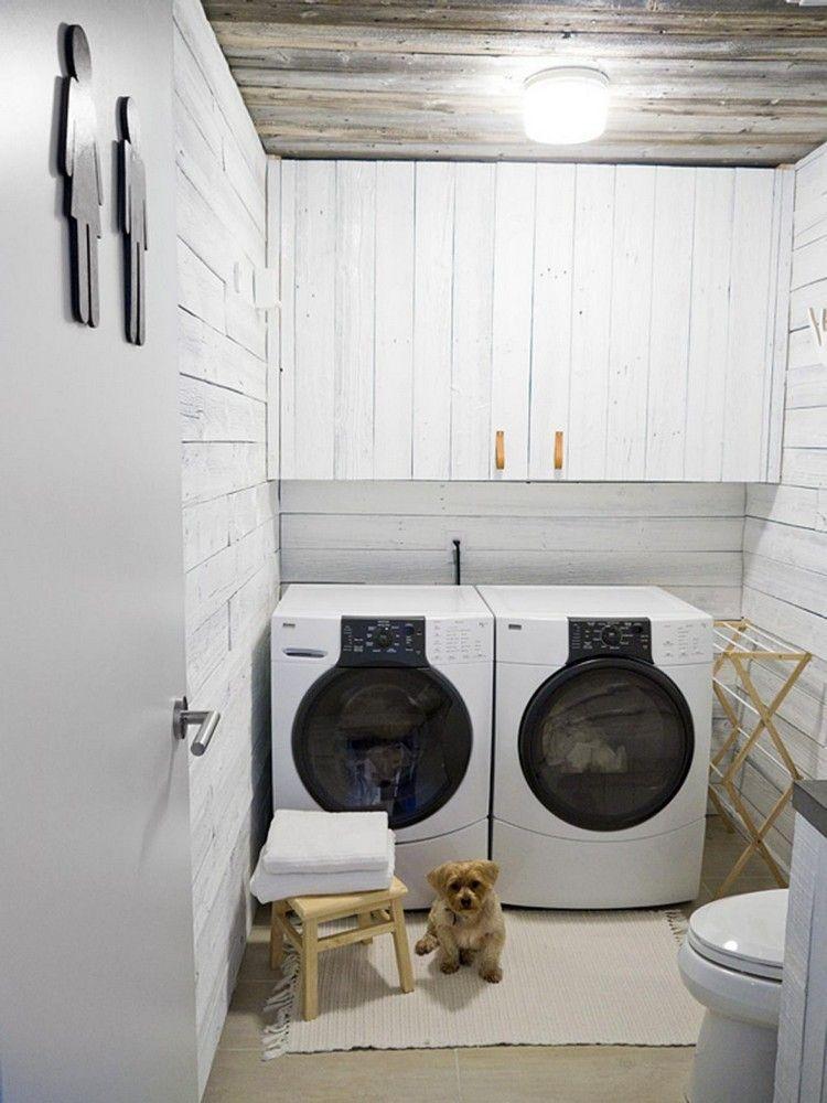 Lambris bois blanc u2013inviter le style campagne chic à la maison Saints