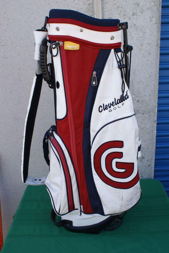 80e184f6db86 Cleveland Golf Tour Stand Staff Carry Bag | Golf Bags & Accessories ...