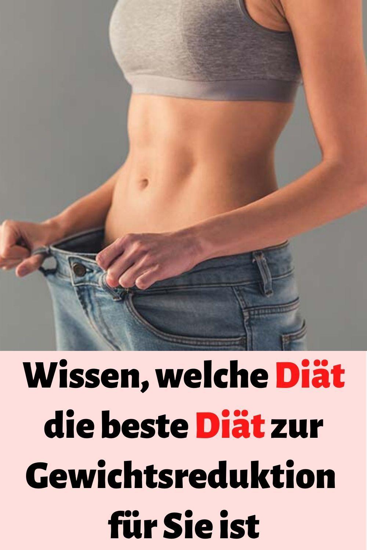 Beste Gewichtsverlust Routinen