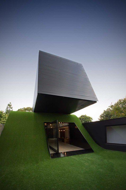 Futuristic House Design Modern Architecture Architecture