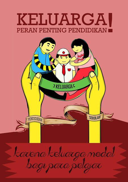 Contoh Poster Pendidikan Pendidikan Poster Desain Poster