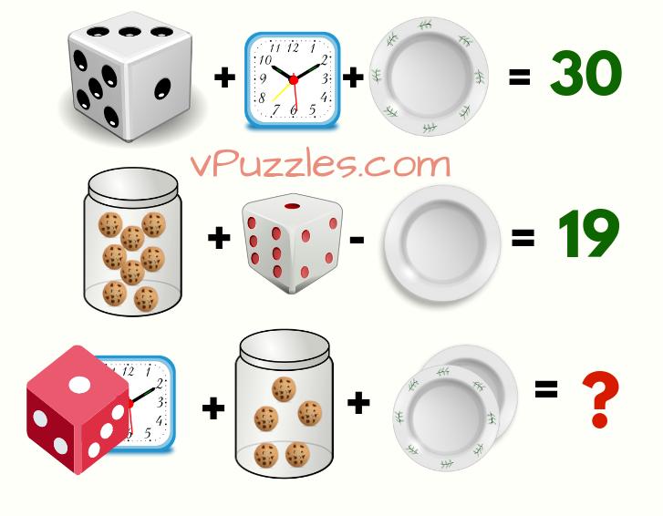 Math Brain Teaser Picture Puzzle Game Brain Teasers Pictures Brain Teasers Picture Puzzles