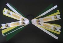 Green Bay Packers Pony-O Streamer Ponytail Holder