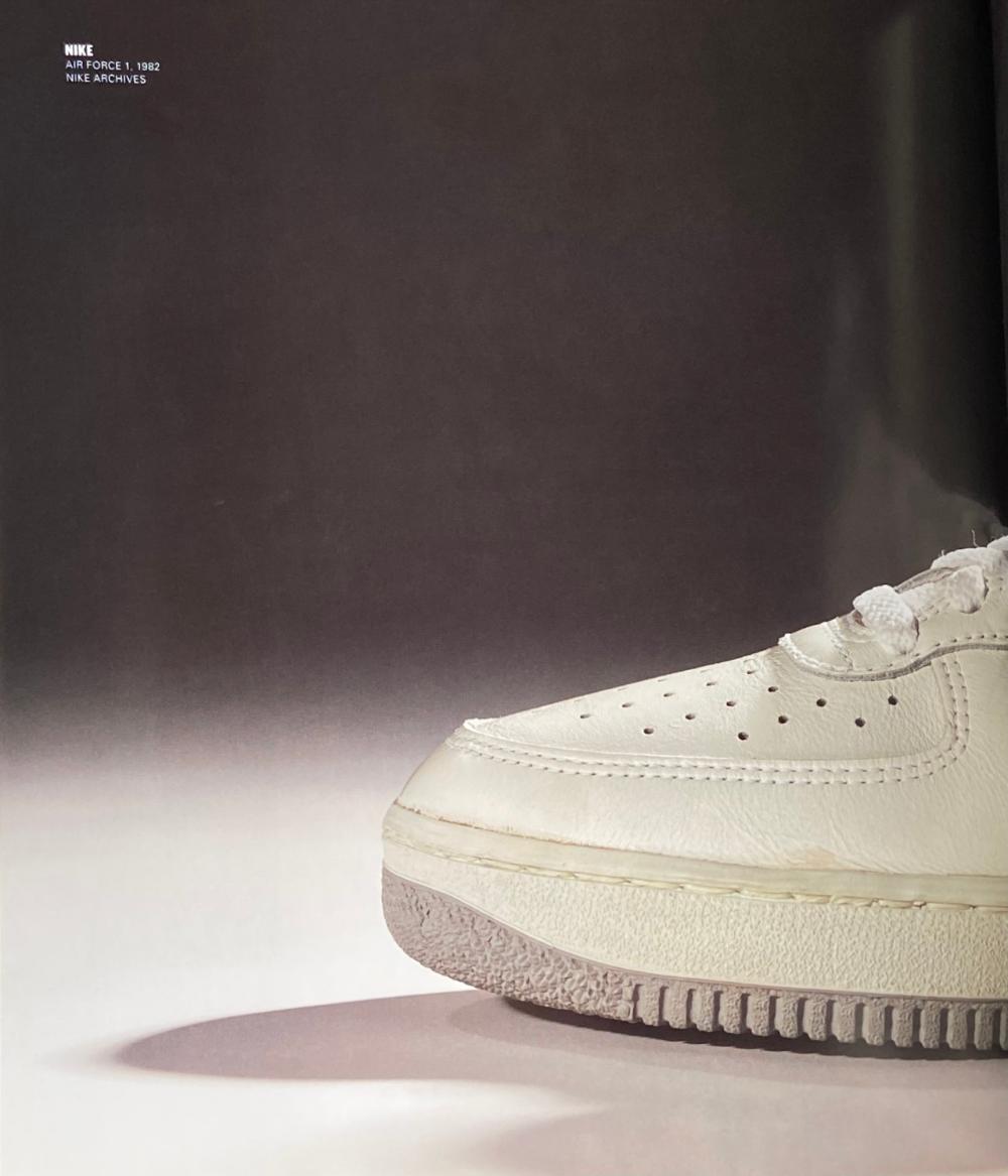 The original Nike Air Force 1 (1982) in... | | White sneaker, Nike ...