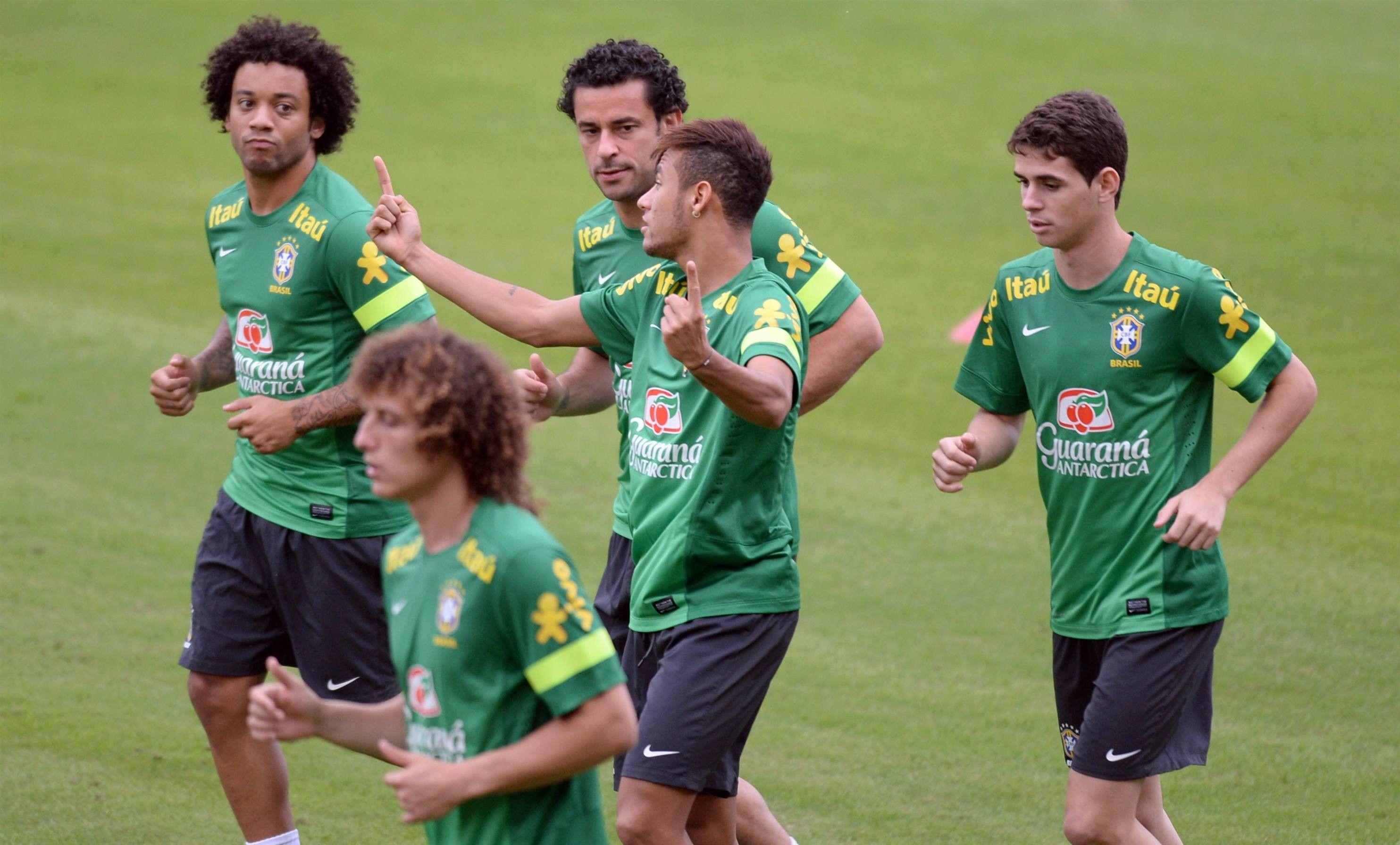 المنتخب البرازيلي يتحصل على أول يوم راحة منذ بداية الشهر World Football Football World