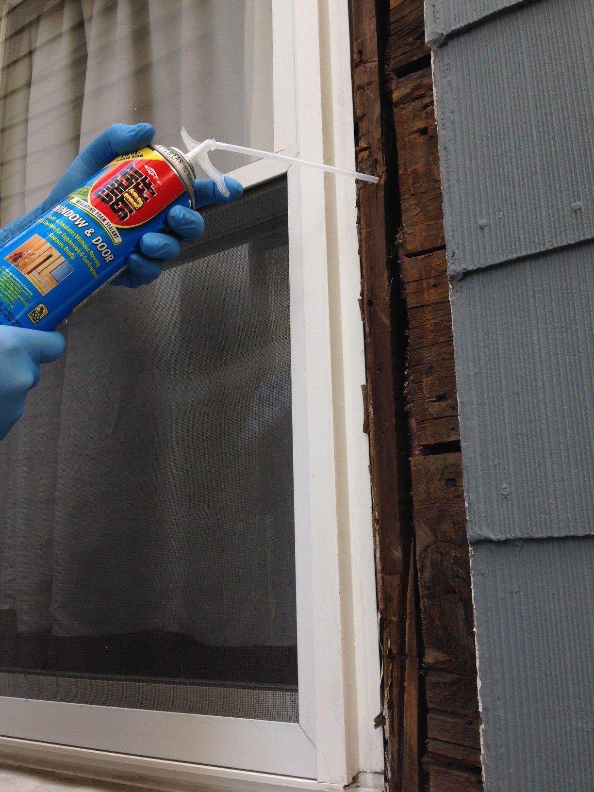 sprayfoamapply Window repair, Windows, Exterior