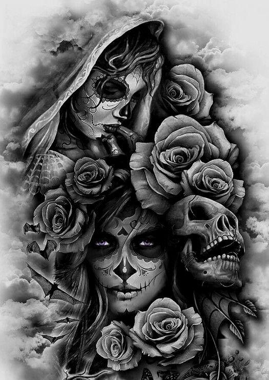Pin by Issac Benton on Skullzz