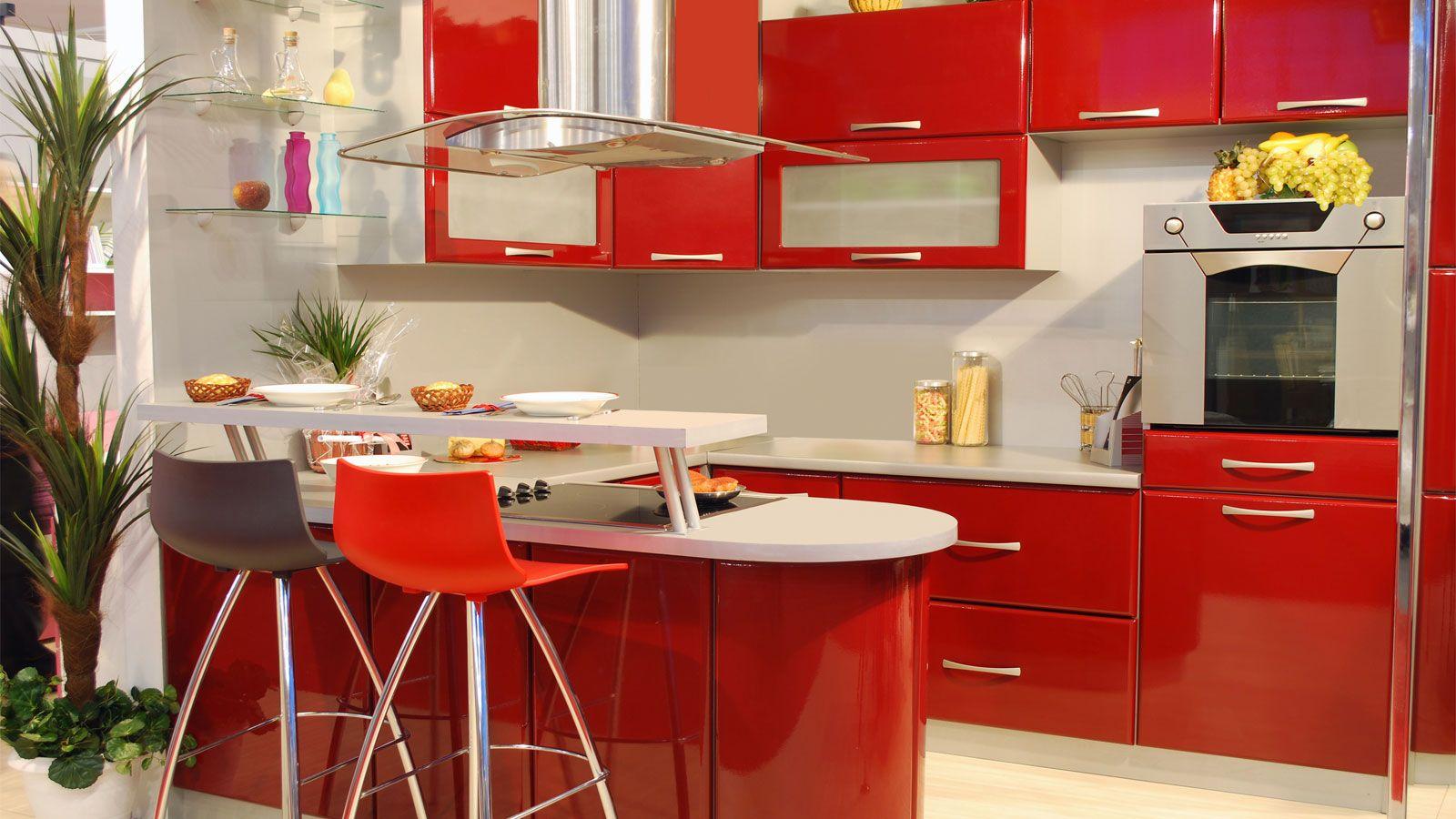 Que Tal Trazer Mais Energia Para Sua Cozinha Tons Como Laranja