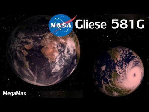PLANETA CON VIDA ALIENÍGENA (REAL NASA)