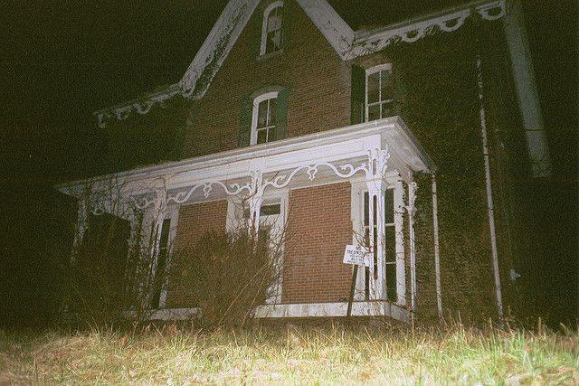 The Sidwell House Abandoned Houses Abandoned Spooky Places