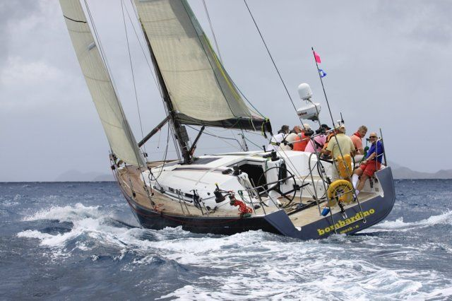 BENETEAU FIRST 45 - High performance sailing yacht from 2008