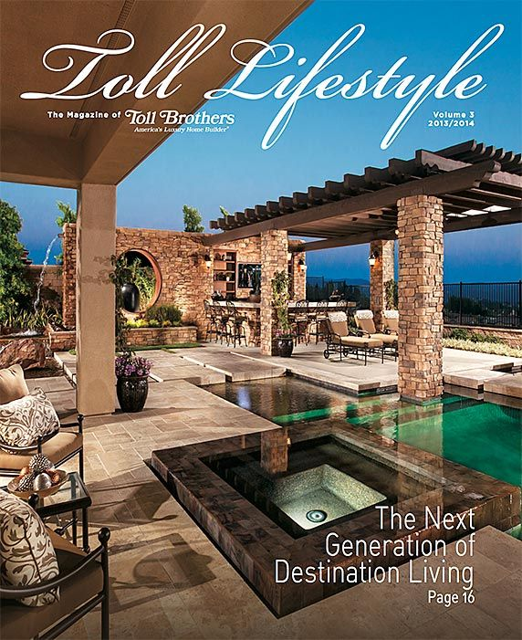 Toll Brothers Design | Dream Home Ideas | Pinterest | Toll ...