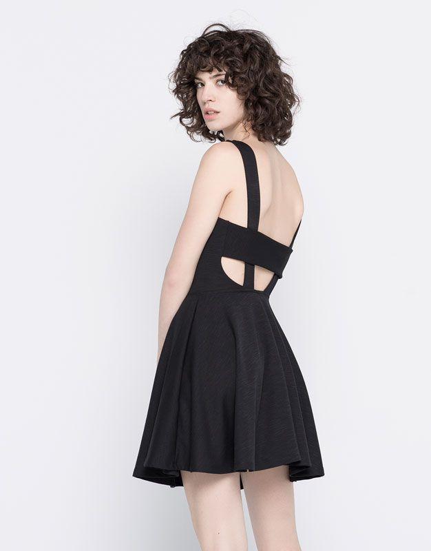 Robe Femme amp;bear Pull Bretelles FranceMode Rayures Robes XNnOP8w0k