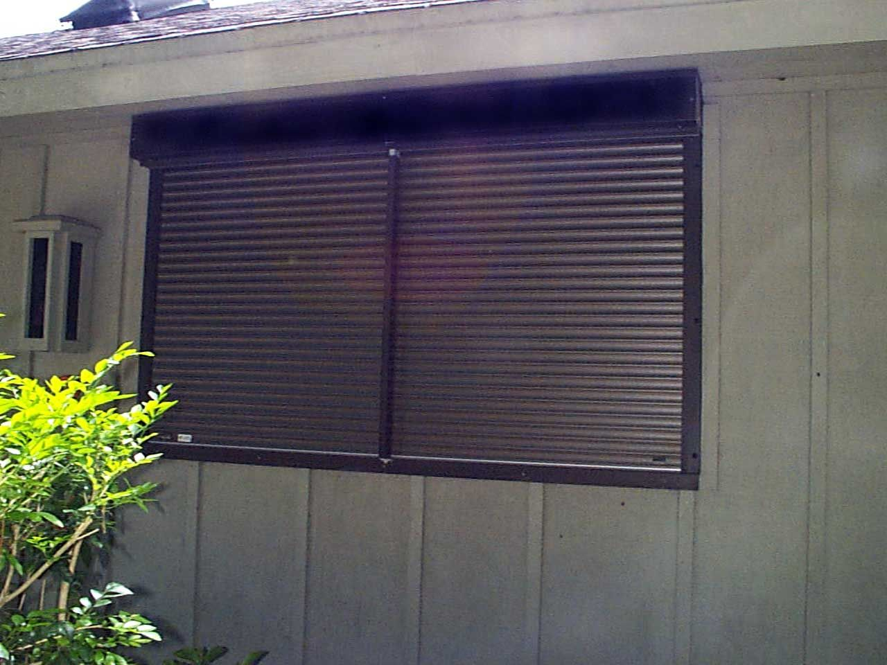 Hurricane Shutter Types Hurricane Shutters Blinds For Windows Windows And Doors