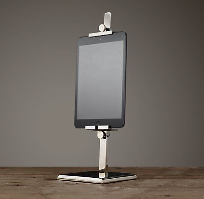 Easel iPad Stand | Restoration Hardware