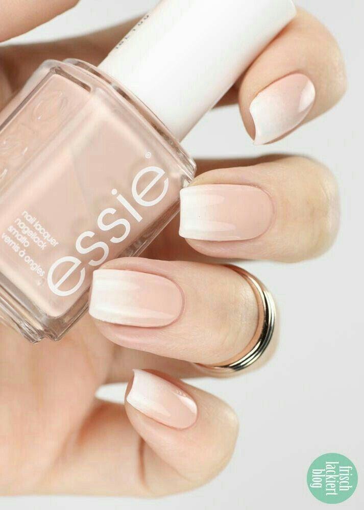 50 Beautiful Gradient Matte Nail Art Ideas   Well Manicured Nails ...