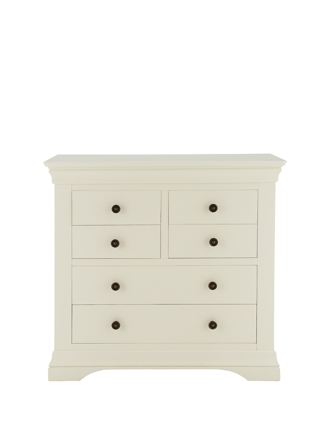 ideal home constance ready assembled 4 2 chest of drawers