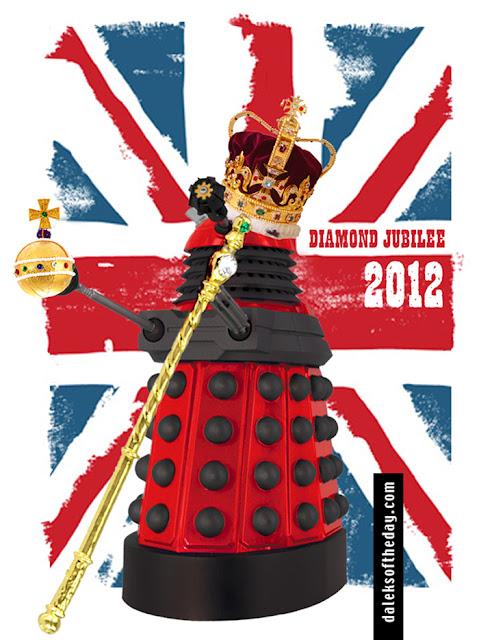 Jubilee Dalek