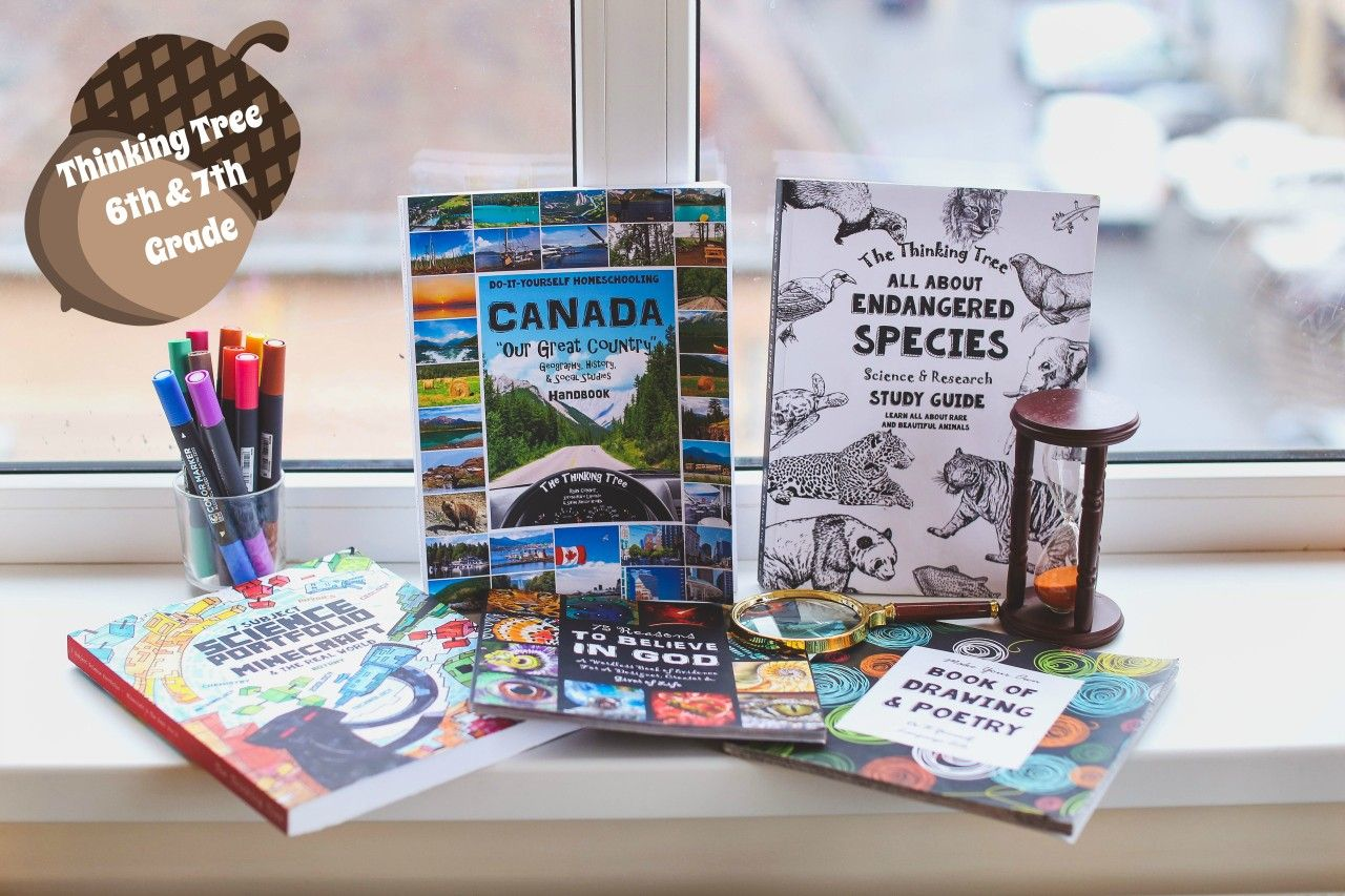 History and Social Studies Handbook Do-It-Yourself Homeschooling Our Great Country The Thinking Tree Geography Canada