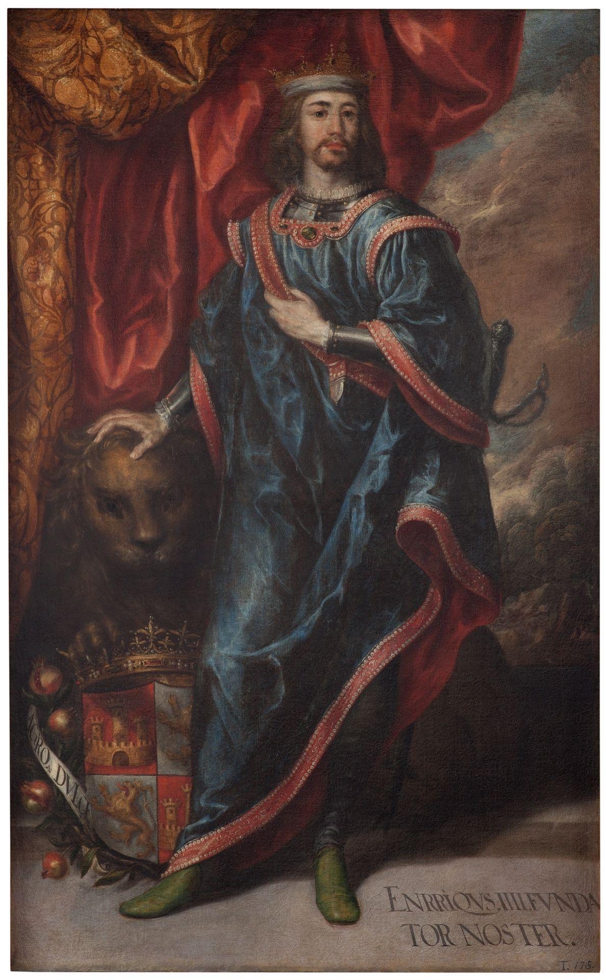 Enrique IV de Castilla (Valladolid, 5 de enero de 1425-Madrid, 11 de ...