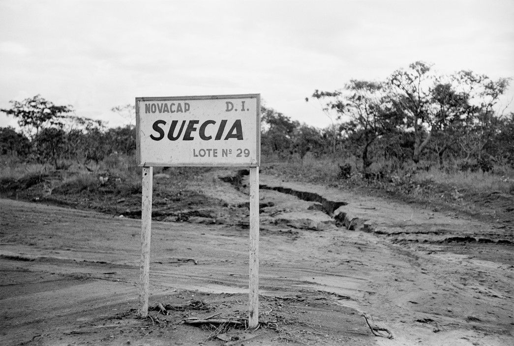 Rene Burri BRAZIL. Brasilia.1960. Image Reference PAR397129 (BUR1960010W00056/24A) © Rene Burri/Magnum Photos