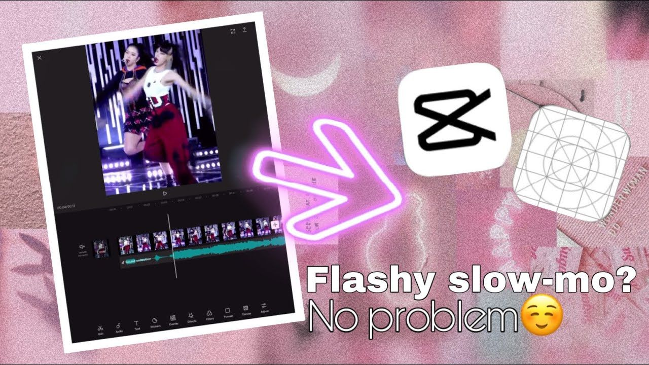 How To Make A Flashy Slow Mo Edit On Capcut Tutorial For Ios Youtube In 2021 Tutorial How To Make Flashy