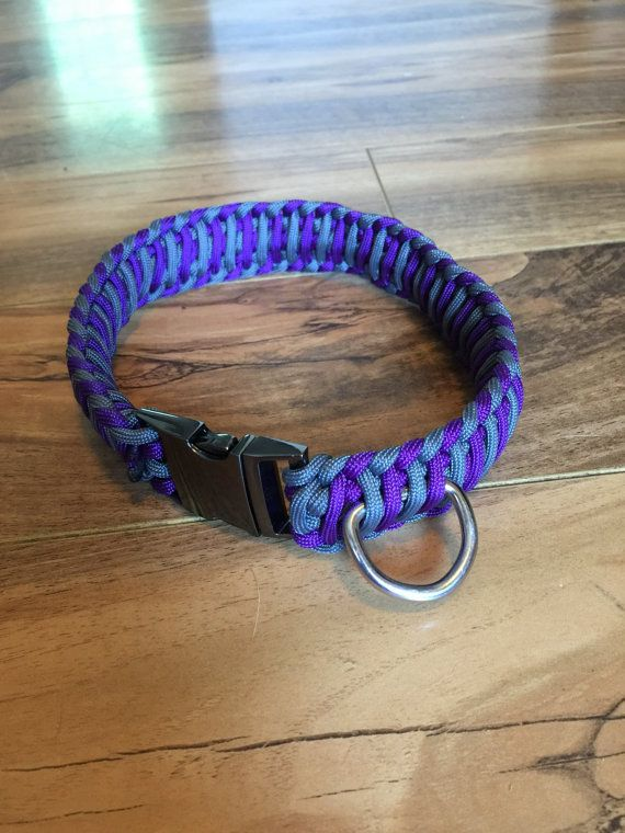 Paracord Dog Collar (Made to Order)