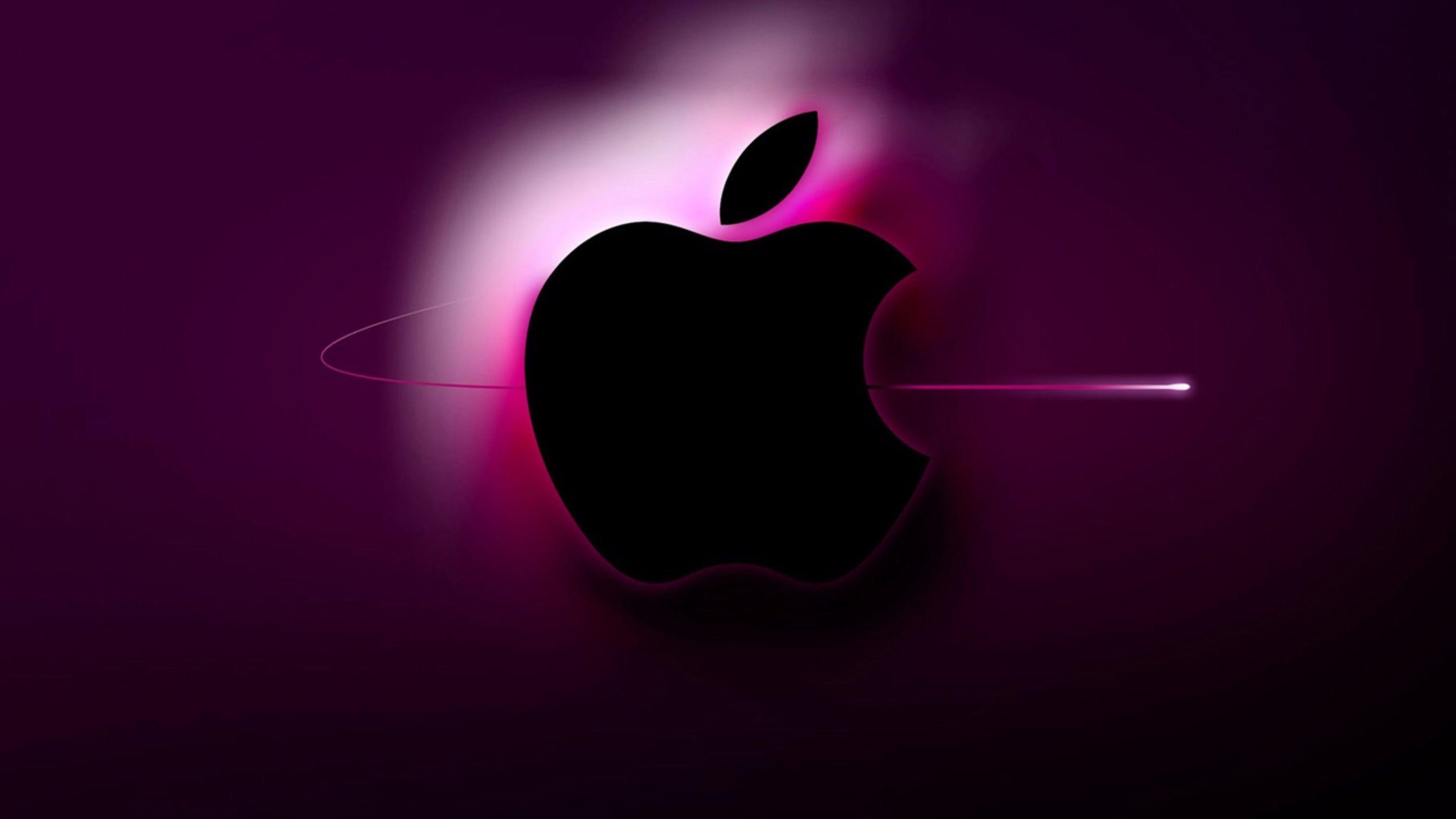 Apple Logo 4k Wallpaper 38 Pictures Apple Logo Wallpaper