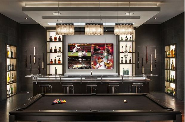 20 Playing Tables For Modern Gaming Rooms Bars For Home Man