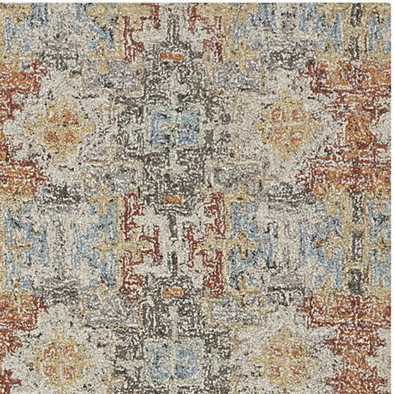 This Looks Even Better In Person Alvarez Garden Wool Blend Rug | Crate And  Barrel