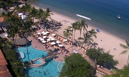 Dreams Puerto Vallarta Resort Webcam Our Honeymoon Hotel But It Was A Camino Real And Really