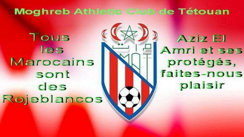 Nous sommes tous des « Rojeblancos » derrière le Moghreb Athletic Club de Tétouan