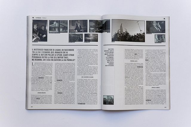 IL - n°01 Editorial / Magazine Book design layout, Magazine