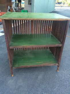 Split Cane And Spotted Cane Cabinet With 2 Shelves | Other Furniture |  Gumtree Australia Pine