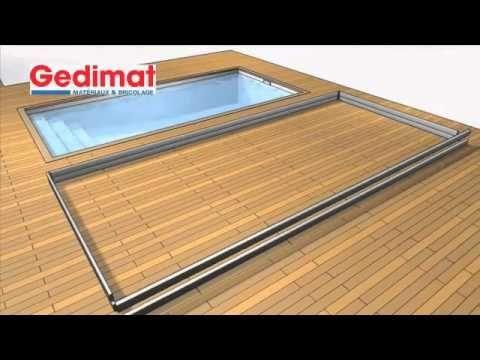 Terrasse Mobile De Piscine Un Rolling Deck De Plus De 6m