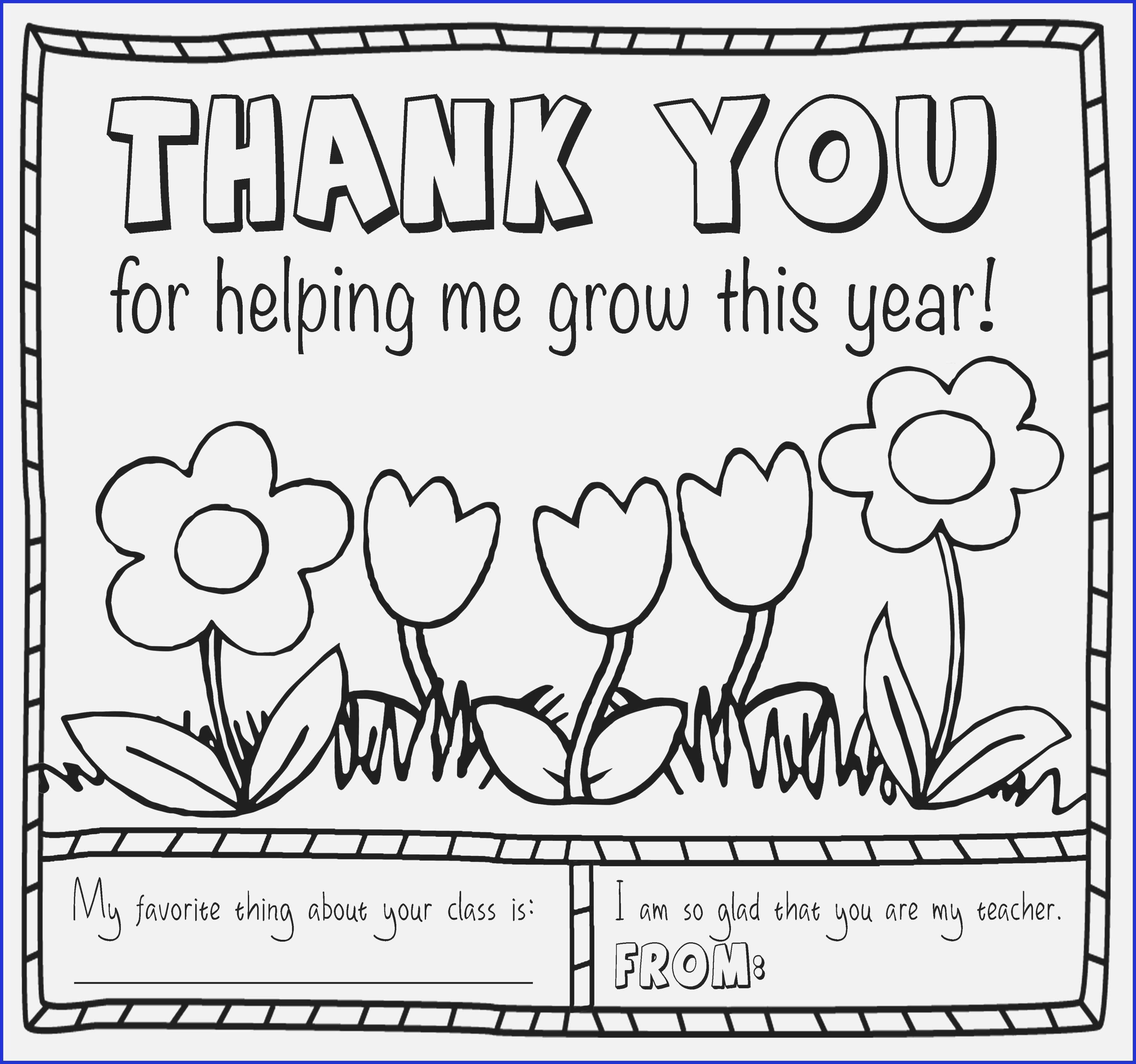 Free Printable Spring Coloring Pages Inspirational Plant Coloring Pages In 2020 Teacher Appreciation Printables Teacher Appreciation Cards Coloring Pages For Teenagers