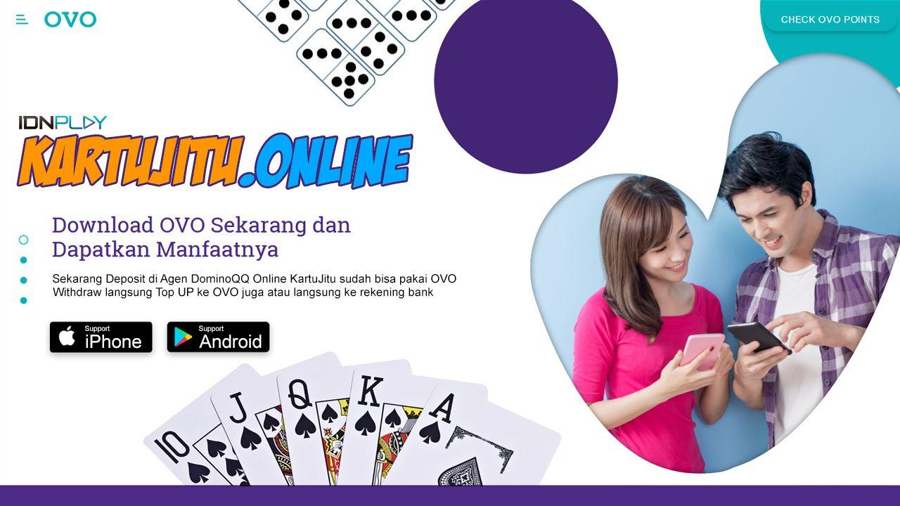 Main Di Agen Dominoqq Online Pakai Saldo Ovo Cash Kartu Rekening Bank