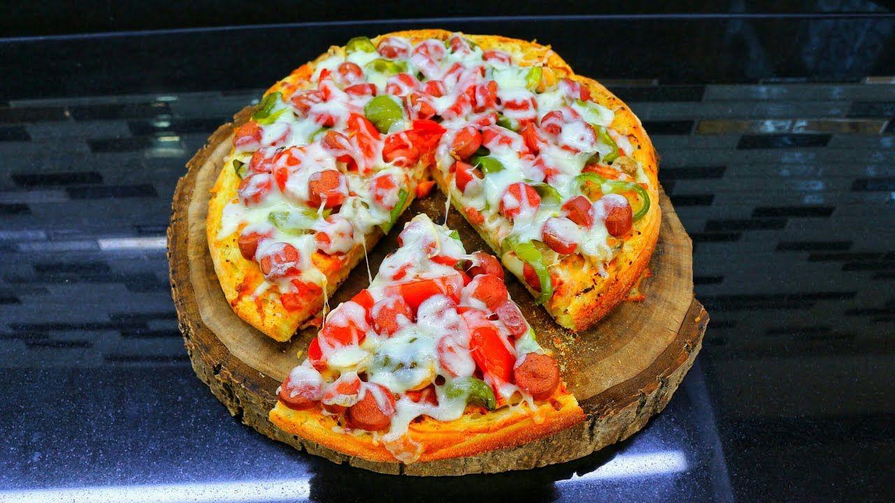 İsli Peynirli Füme Etli Crostini