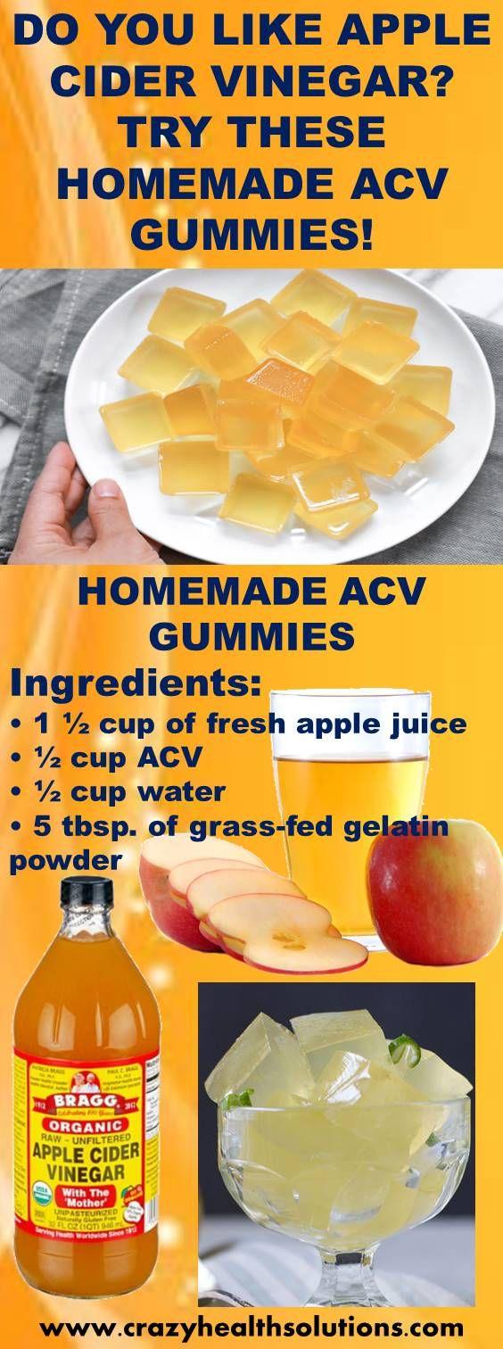 Do You Like Apple Cider Vinegar? Try These Homemade ACV