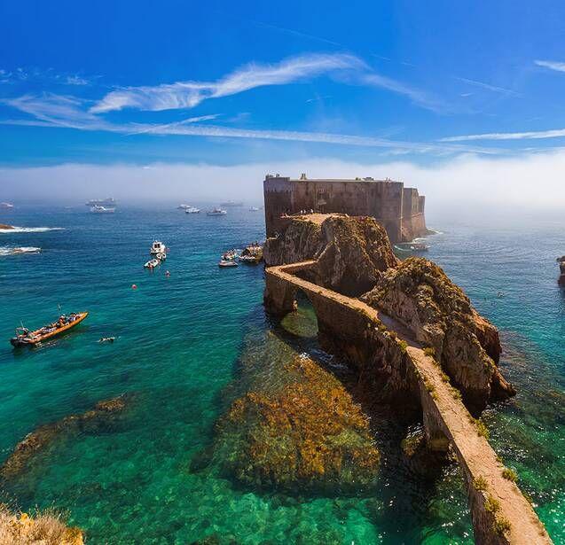 Portugal, el país más eco de Europa, en nueve espacios de naturaleza brutal